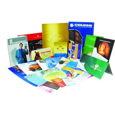Making folders, booklets with your music to order
