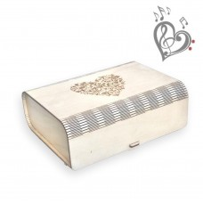 """Music box """"I love you"""" with my melody"""
