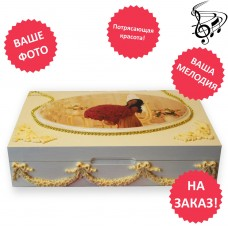 Music box ALL AS I WANT - to order with your sound and photo