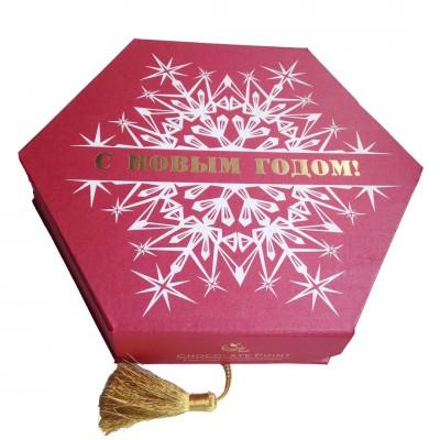 New Year's original gift wrap - custom made