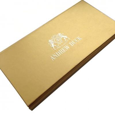 Musical original box made of cardboard for sweets - custom-made