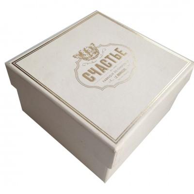 Musical multilevel cardboard box - custom production