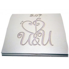 Amazing musical wedding cards KIRIGAMI - with your sound