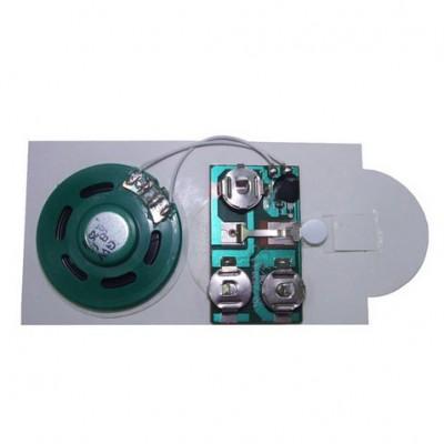 Музыкальный модуль\чип\механизм для музыкальной открытки