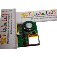 USB rewritable module with button